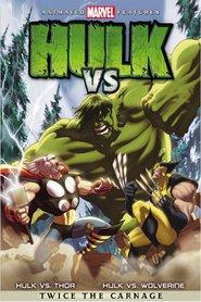Hulk vs Thor/Hulk vs Wolverine
