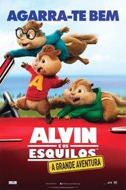 Alvin e os Esquilos 4: Na Estrada