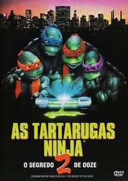 As Tartarugas Ninja 2: O Segredo do Ooze