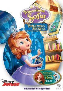 Princesinha Sofia: A Biblioteca Secreta