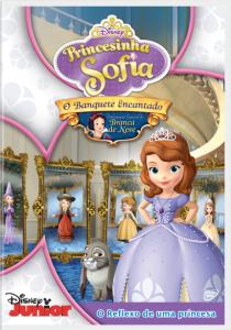 Princesinha Sofia: O Banquete Encantado