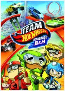 Team Hot Wheels: Mandando Bem