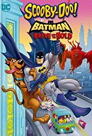 Scooby-Doo & Batman: Os Bravos e Destemidos