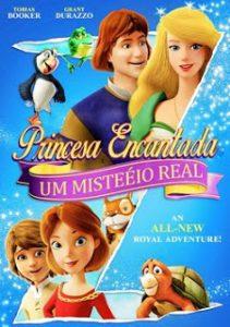 Princesa Encantada: Um Mistério Real